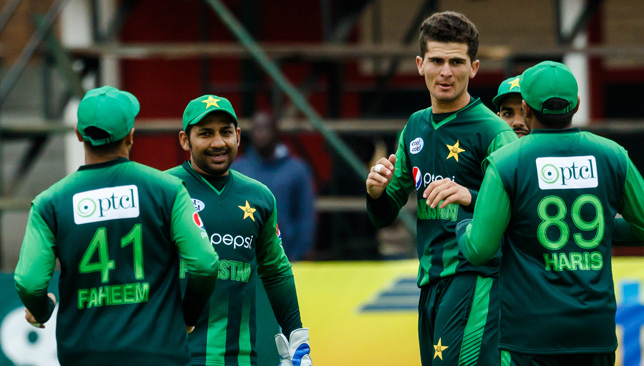 Shaheen Afridi is waiting for his ODI cap