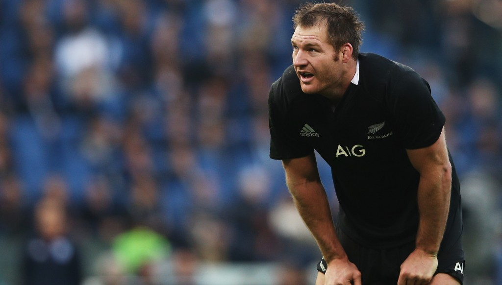 Ali Williams was given his All Blacks debut by John Mitchell.