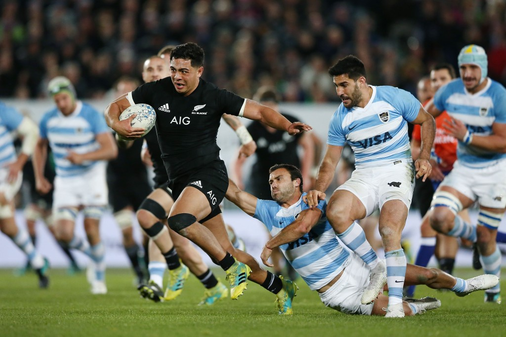 Anton Lienert-Brown was superb coming off the bench for the All Blacks