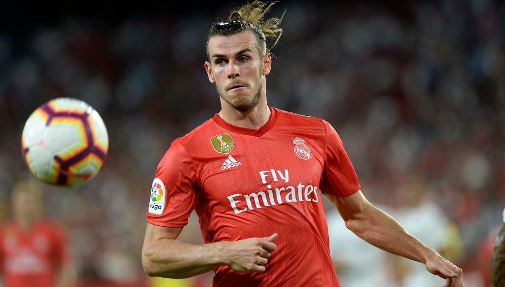 Bale's future at Real seems even more uncertain following the return of Zidane.