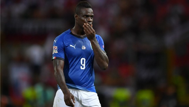 Serie A News Mario Balotelli Is Snubbed From Latest Italy Squad Despite Excellent Marseille Form Sport360 News