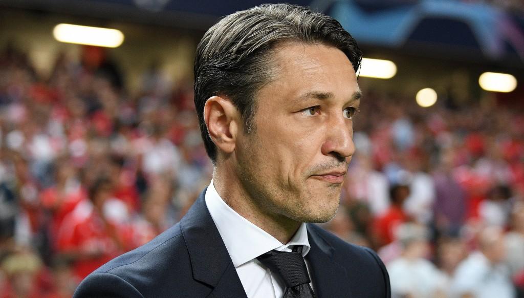 Bayern Munich manager Niko Kovac