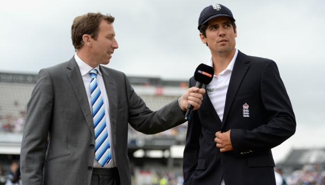 Cook could be turning towards commentary soon.