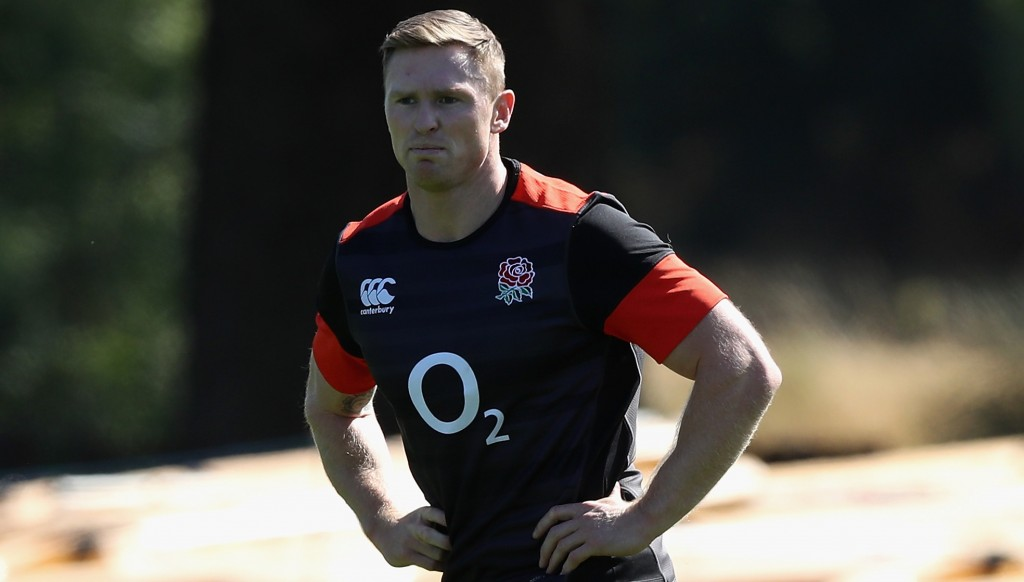 Chris Ashton is selected despite being midway through a seven-week ban.