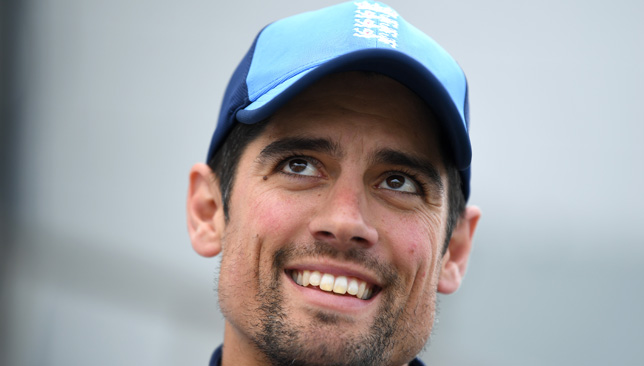 Farewell: Alastair Cook in Thursday's press conference