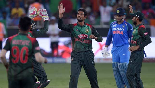 Bangladesh v India Live Score Asia Cup 2018 Final: Catch the ball-by