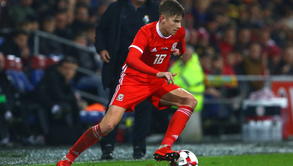 Brooks has played in three friendlies for Wales so far.
