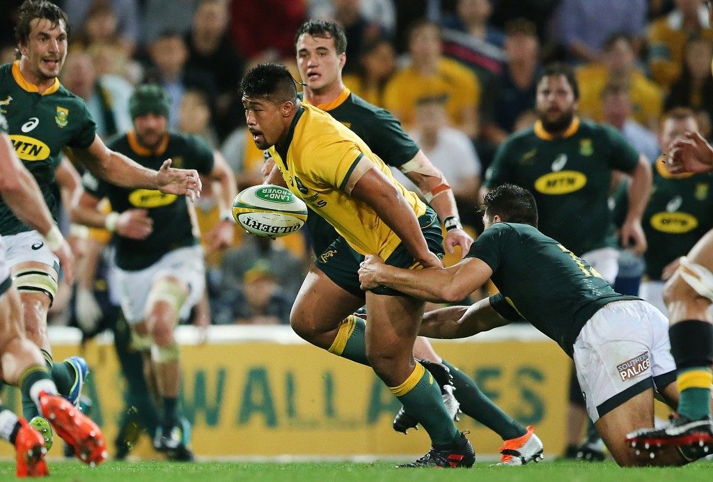 Folau Fainga'a made a big difference off the bench.