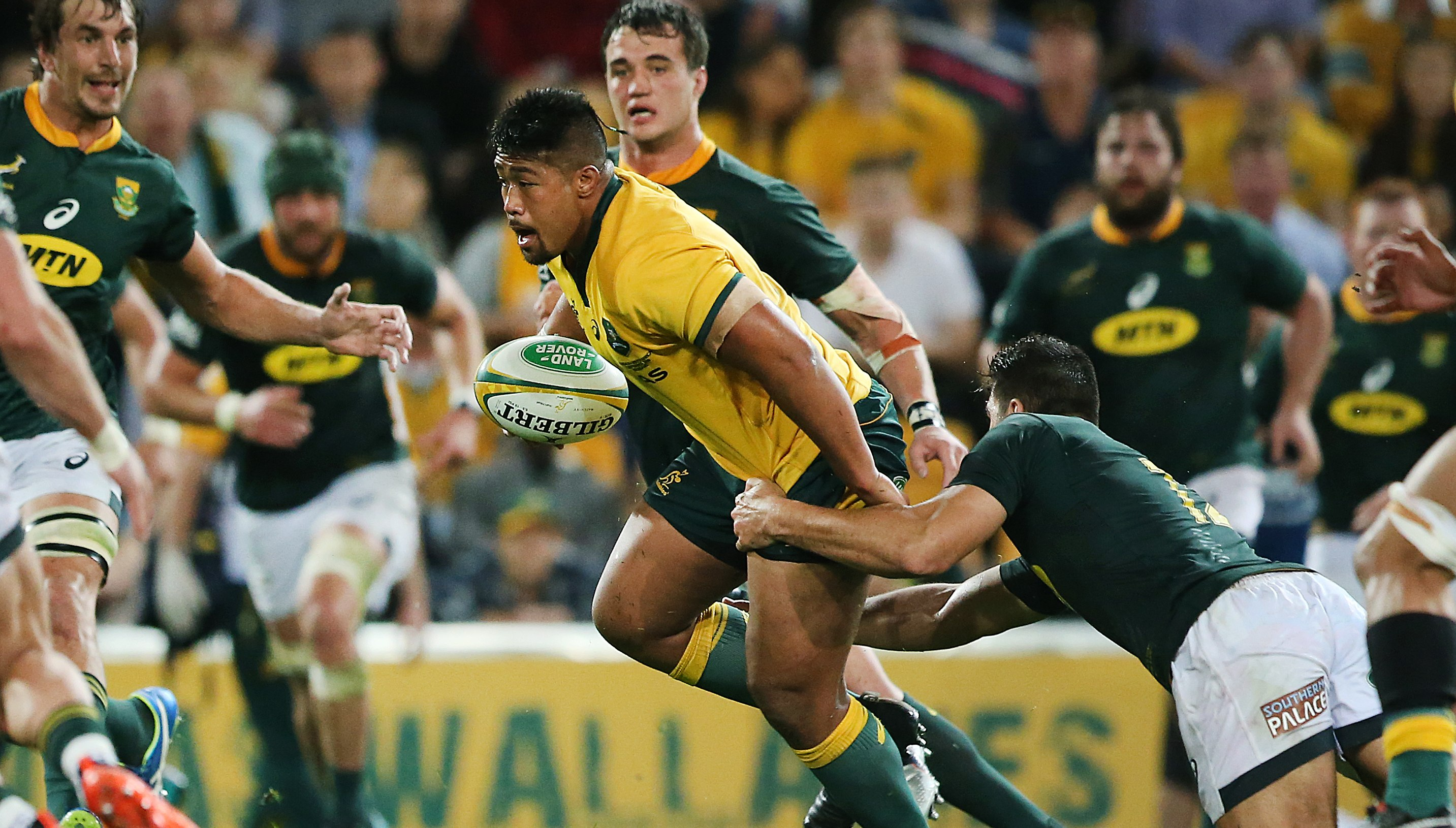 Wallabies News Meet Australia S New Wrecking Ball Folau Fainga A Sport360 News
