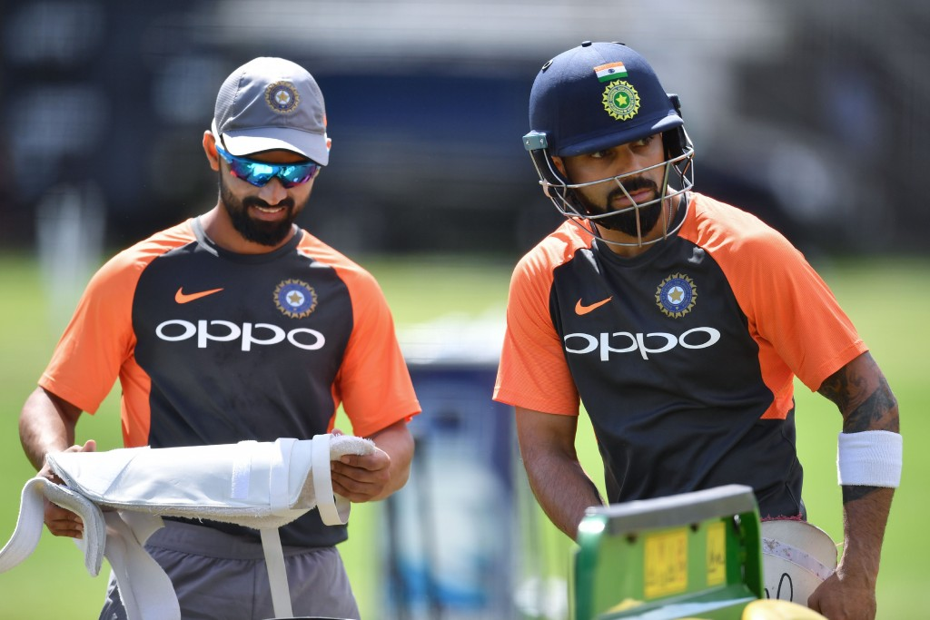 Kohli was let down by his deputy in the batting department.