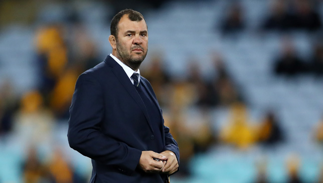 The heat is on Wallabies' coach Michael Cheika after eight defeats in the last 10 games.