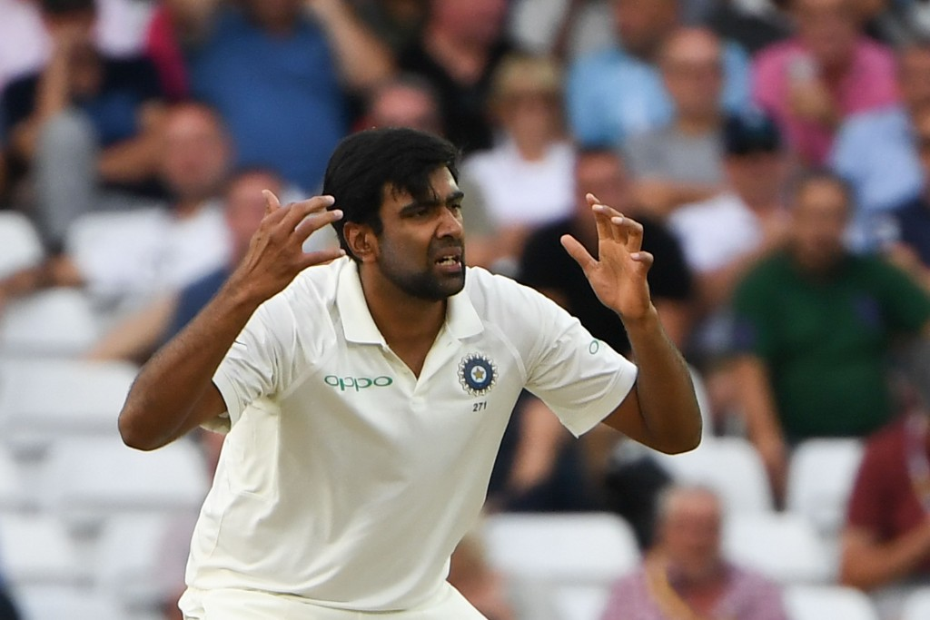 A forgettable display from India's sole spinner.
