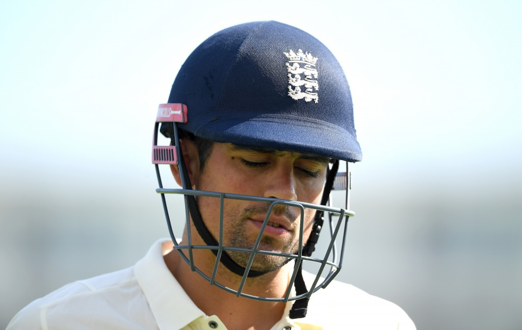 Cook has had his share of struggles over the past two years or so.
