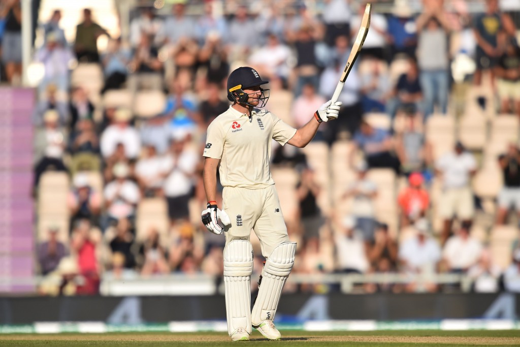 Jos Buttler's innings put England in complete control.