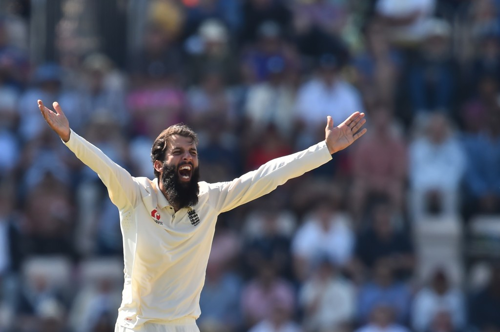 Moeen Ail's off-spin proved to be the difference once again.