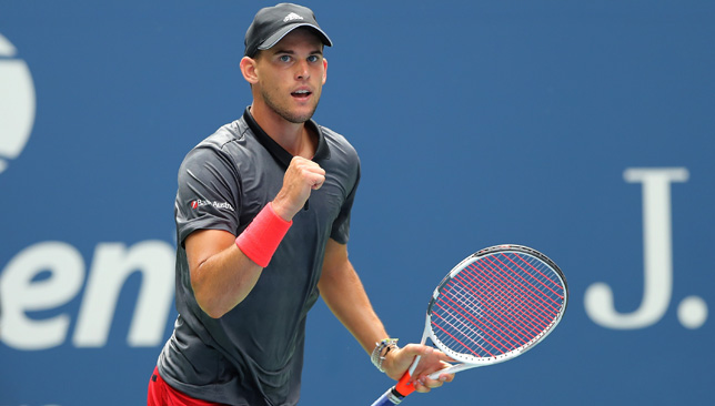 Tennis News Dominic Thiem Reaches Maiden Us Open Quarter Final With