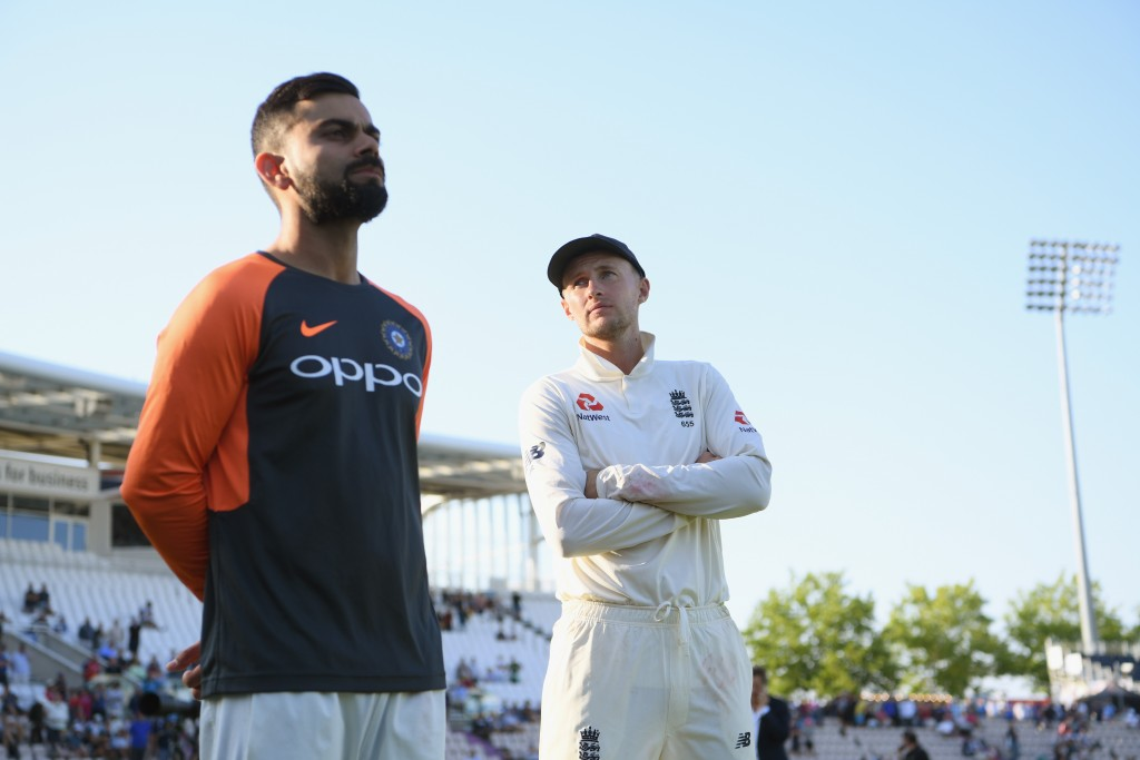 Kohli's reactionary decisions have helped England.