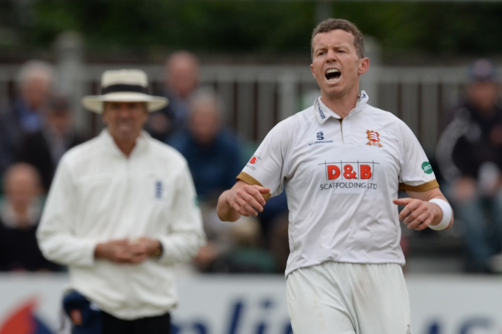 Siddle has not played a Test for Australia since 2016.