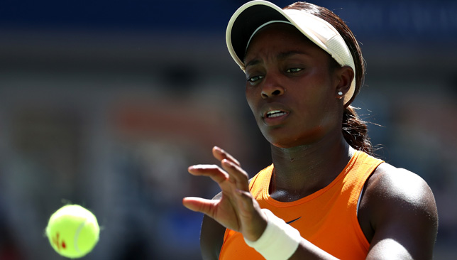 Stephens targets redemption in Asia after US Open defeat