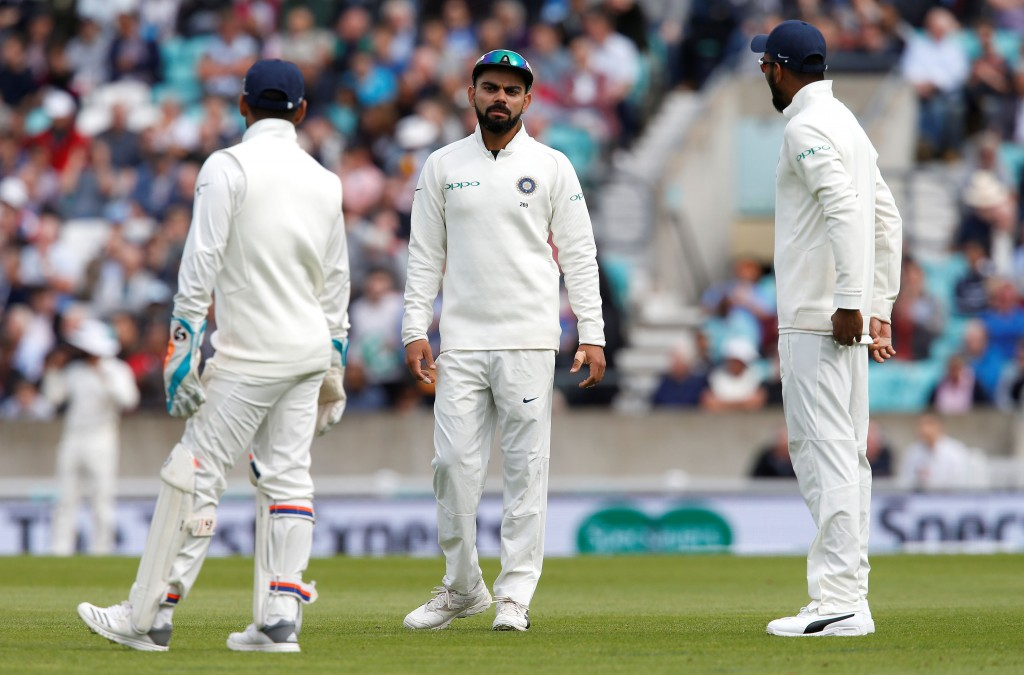 Kohli's field settings at times have been inexplicable.