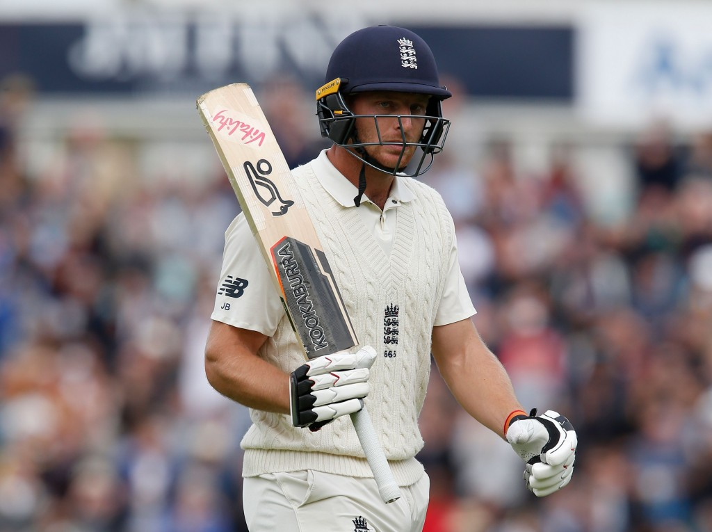 England's unlikely hero: Jos Buttler.