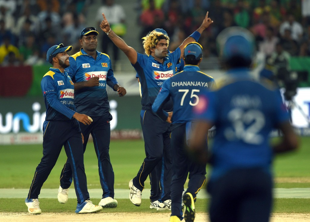 Return of the king: Lasith Malinga.
