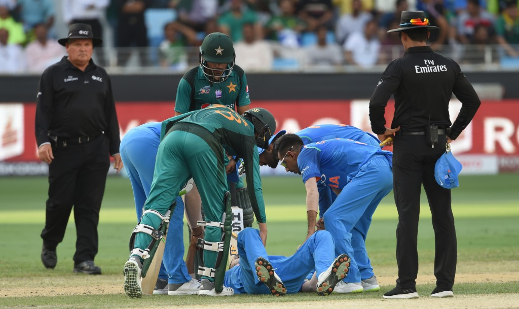 India have lost the services of all-rounder Hardik Pandya.