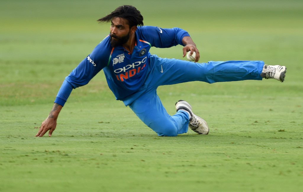 Jadeja's athleticism on the field remains an added plus.