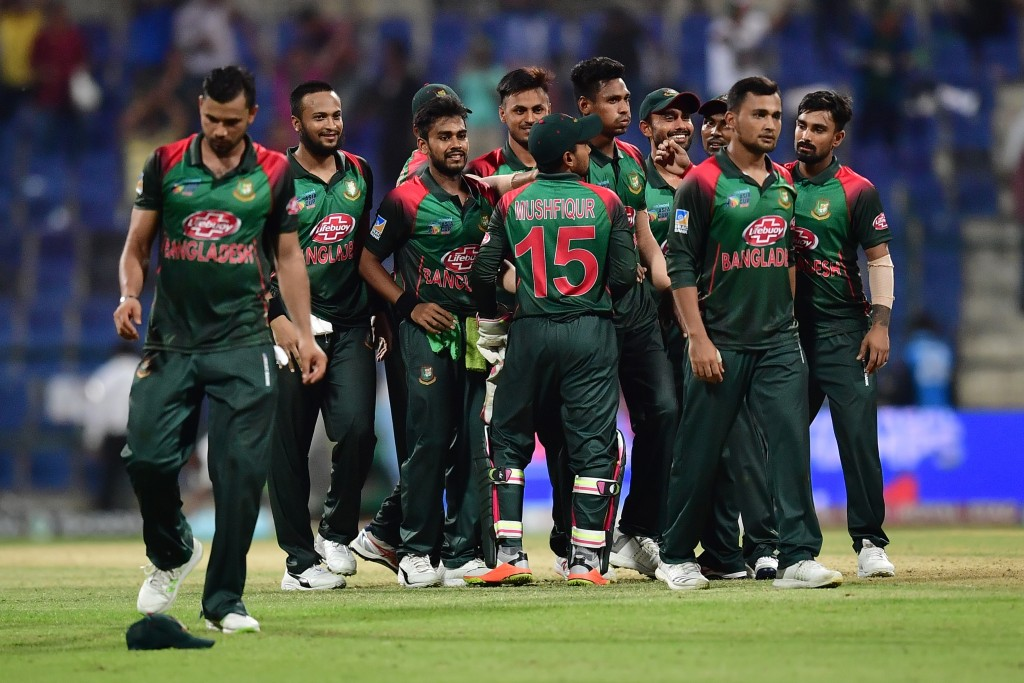 The confidence is back inside the Bangladesh team camp.