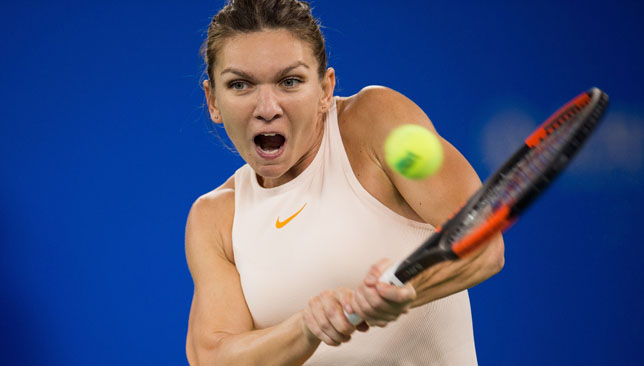Tennis News Simona Halep Eyeing Stronger Singapore Showing And Year