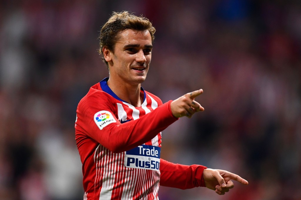 Griezmann has been in top form to start the season.