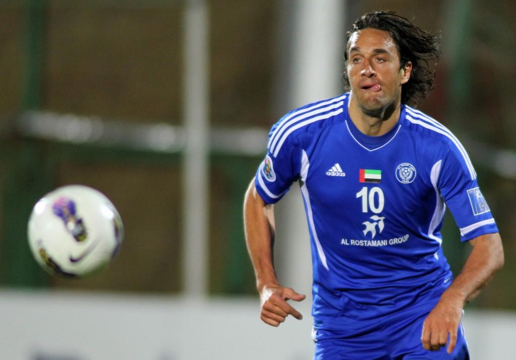 The United Arab Emirate's Al-Nasr club p