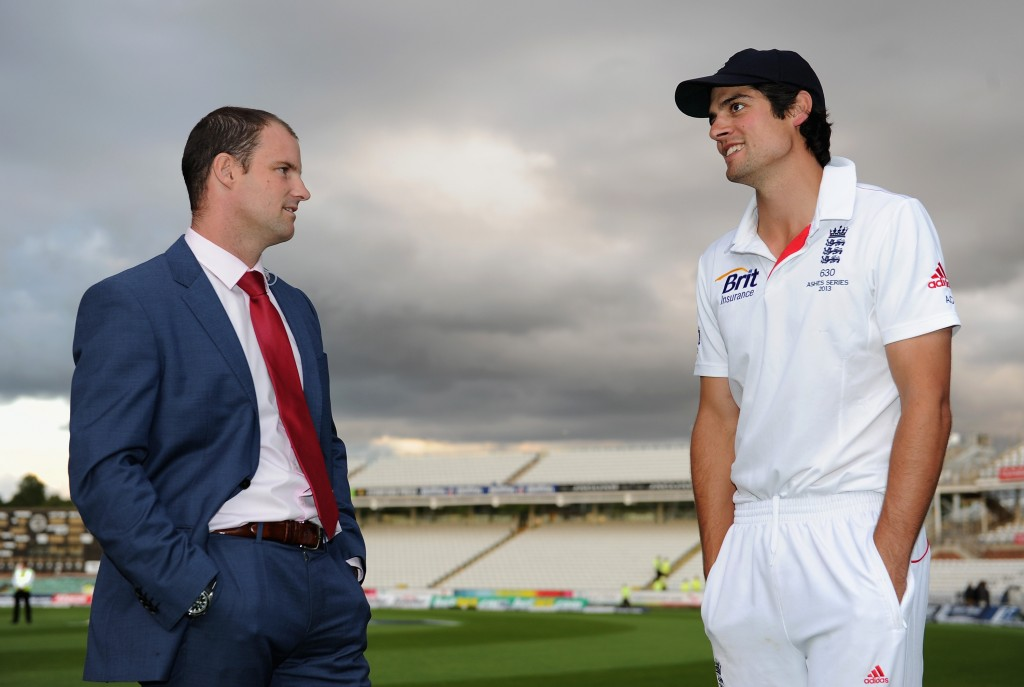 England have still not been able to replicate the Cook-Strauss pairing.