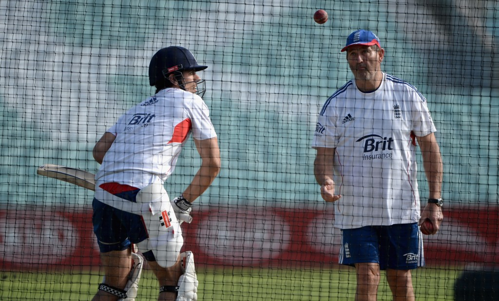 Gooch has played a vital role in shaping Cook's career.