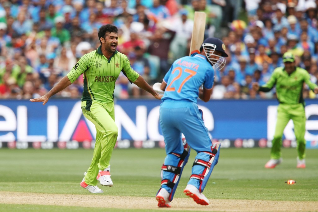 Sohail's most memorable performance came against India in 2015.