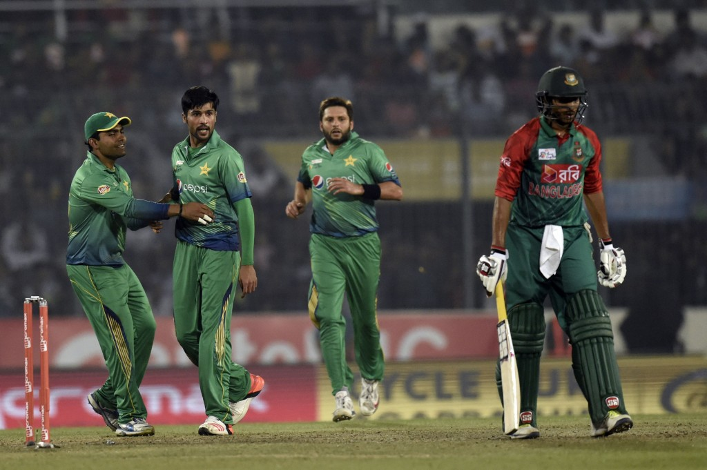 Pakistan have history on their side against Bangladesh.
