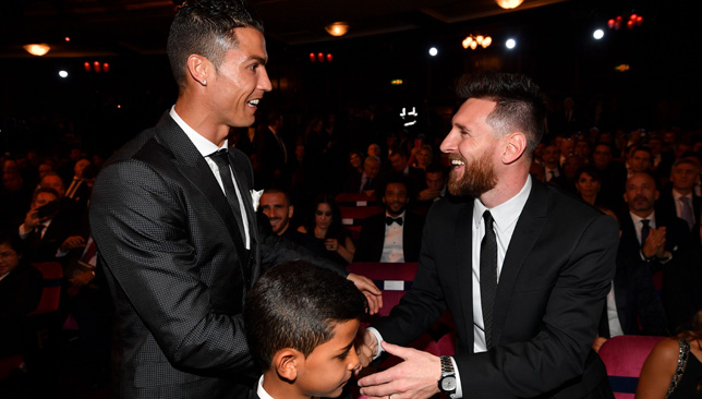 Messi was surprised by Ronaldo's decision to leave Los Blancos