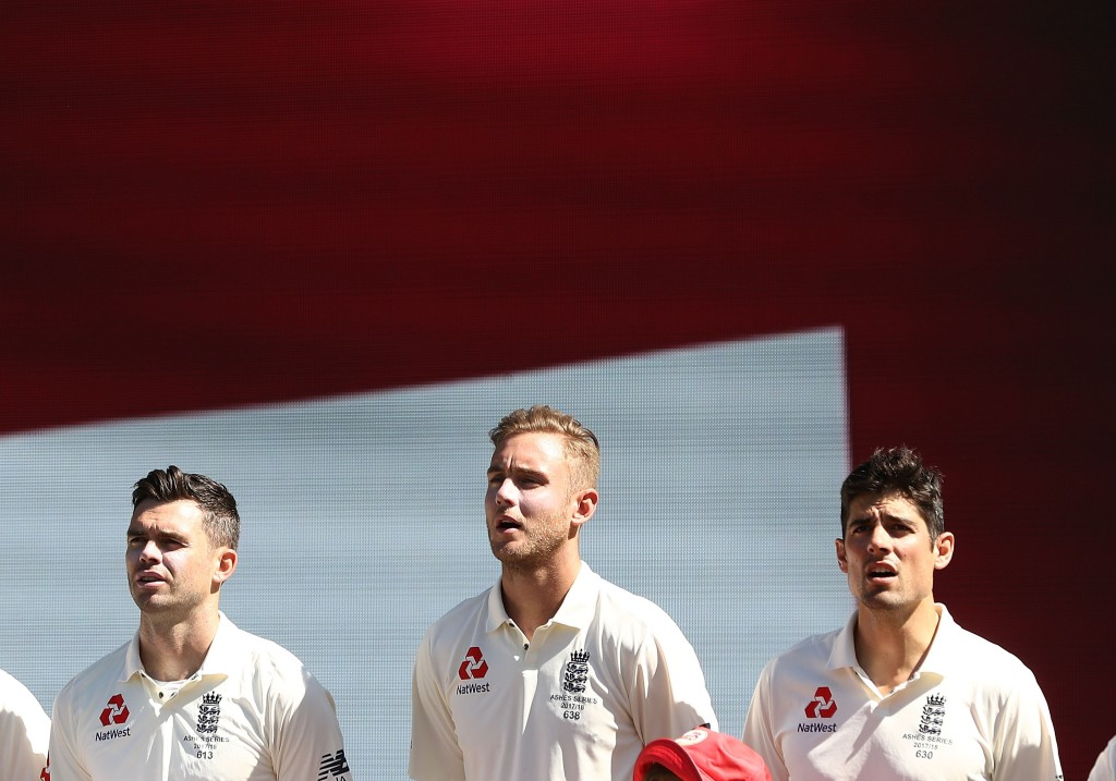 Anderson and Broad were Cook's trusted new-ball pairing for long.