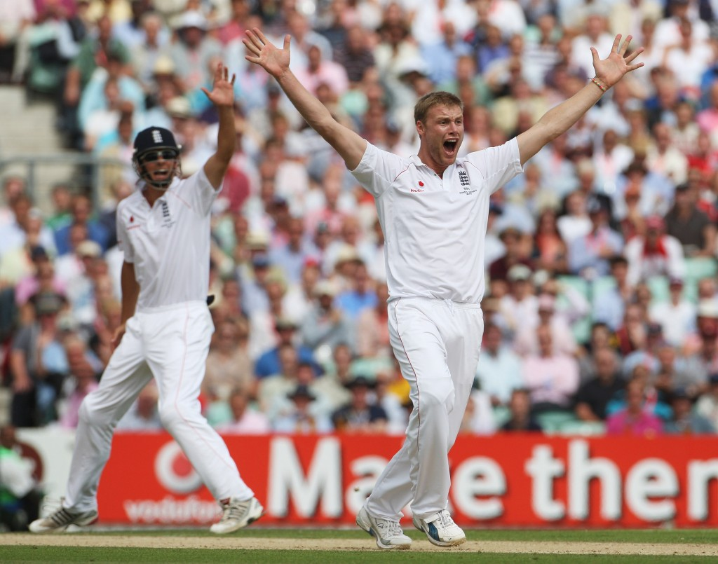 Flintoff was England's catalyst for many famous wins.