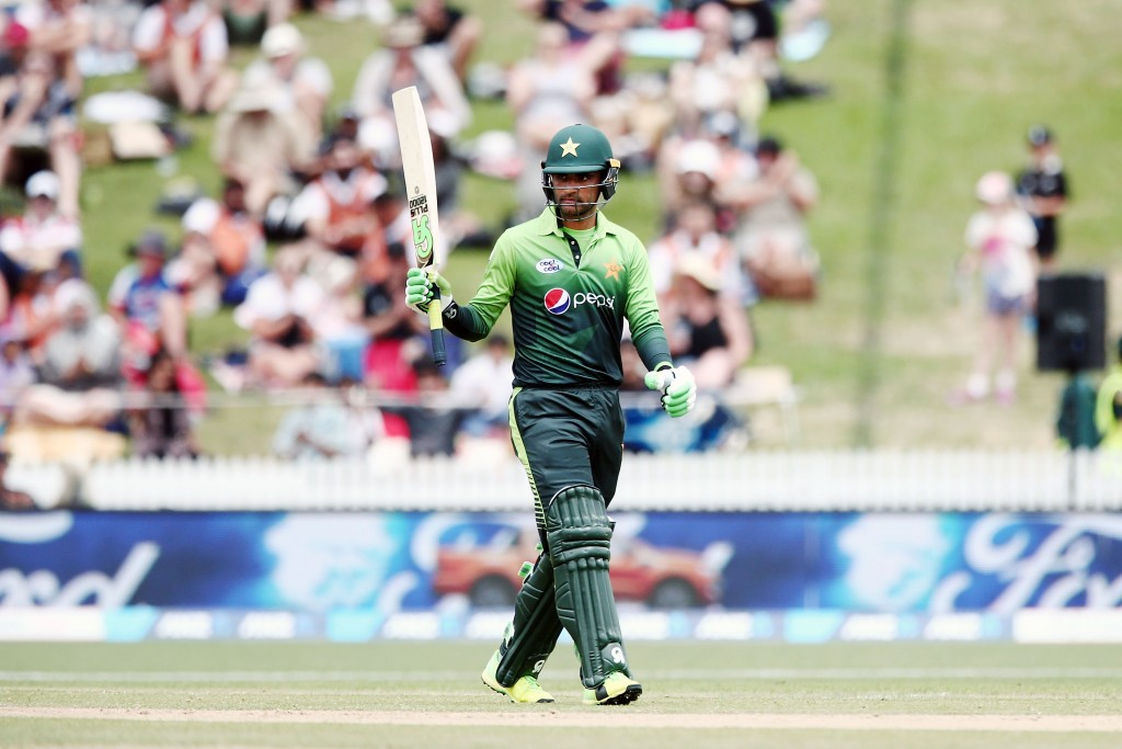 Man in form: Fakhar Zaman.