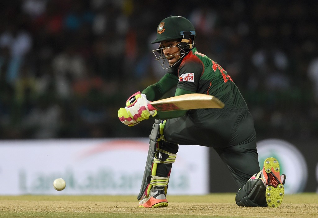 Mushfiqur Rahim brings plenty of run from the middle-order.