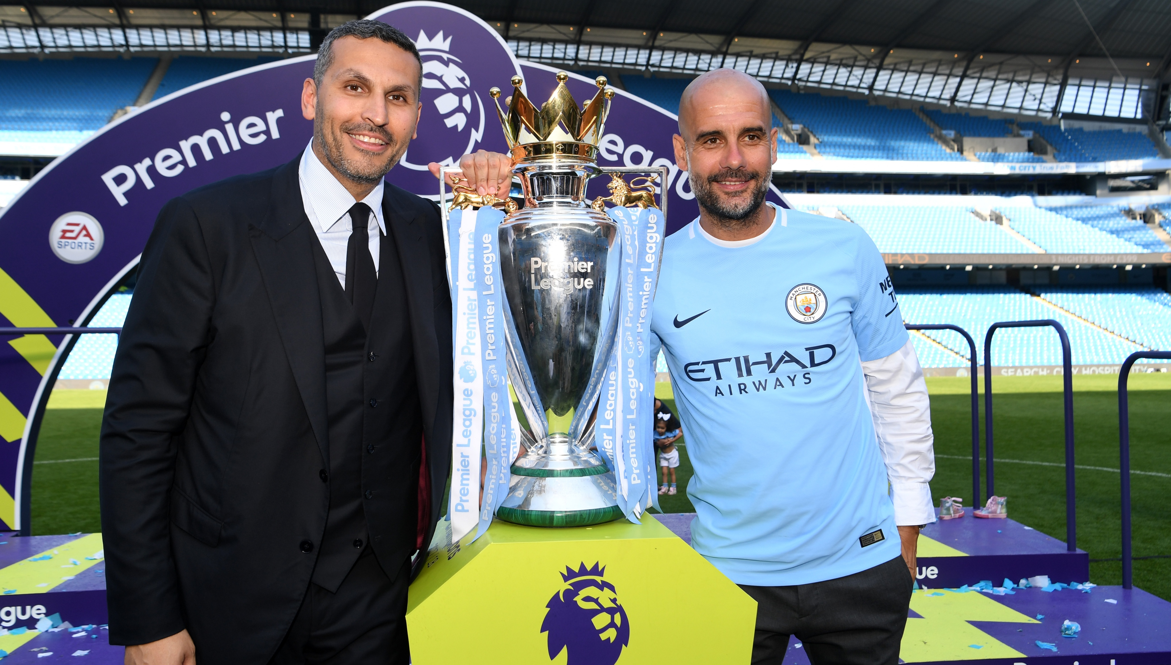 Manchester City Should Win The Champions League Within Next 10 Years According To Chairman Khaldoon Al Mubarak