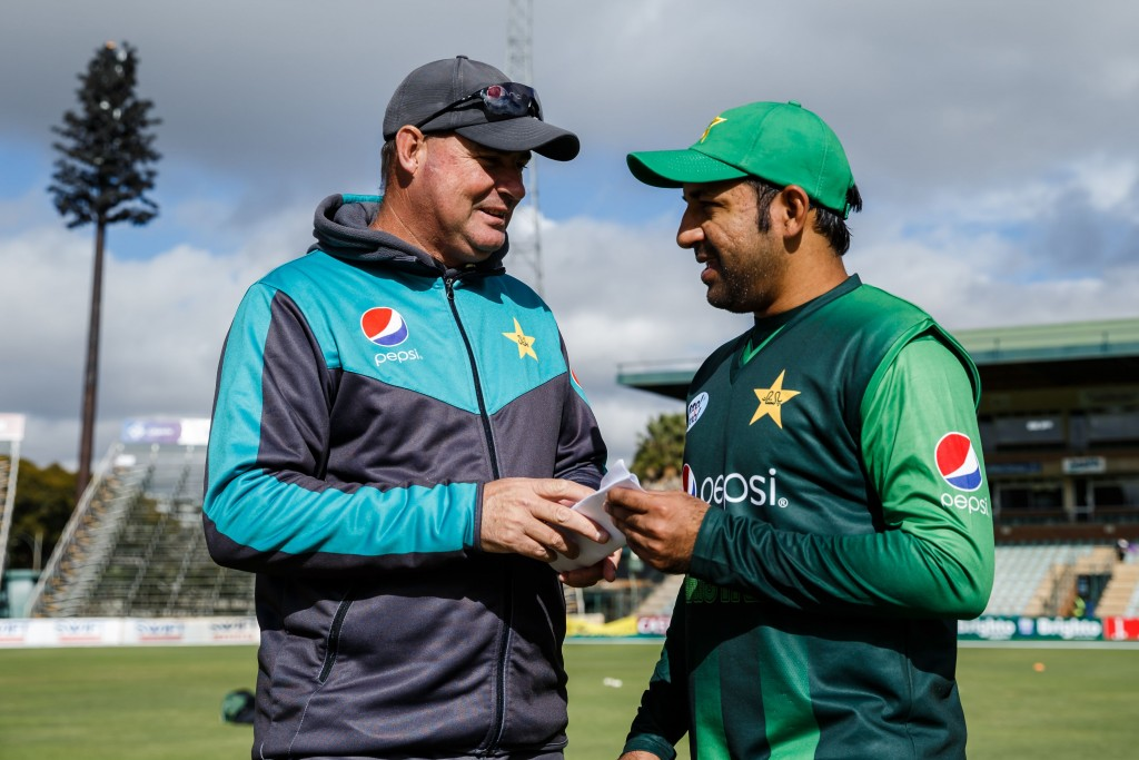 Arthur and Sarfraz have transformed the fortunes of the team.