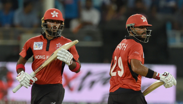 Nizakat Khan and Anshy Rath put on 174 runs for the first wicket.