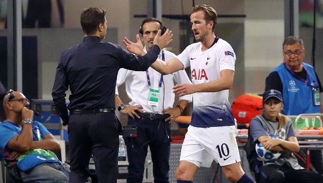 Harry Kane has struggled for form and fitness this term.