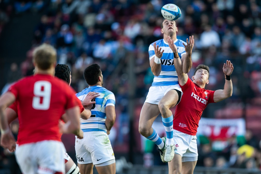 His skills in the air rival even Ben Smith and Israel Folau