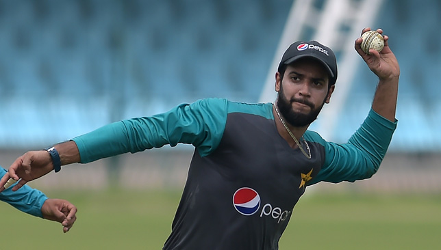 Another Yo-Yo fitness test beckons for Imad Wasim.