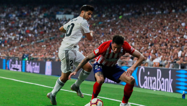 Defences were on top as Real Madrid and Atletico Madrid played out a  goalless derby 88b01c50ca9c5