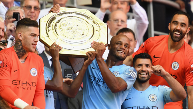 Manchester City v Chelsea - FA Community Shield