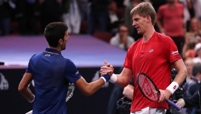 Tennis News Laver Cup Team Europe Lead Team World Despite Novak